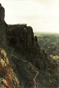 The central feature of Afyon.