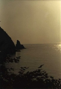 Sunset at Amasra