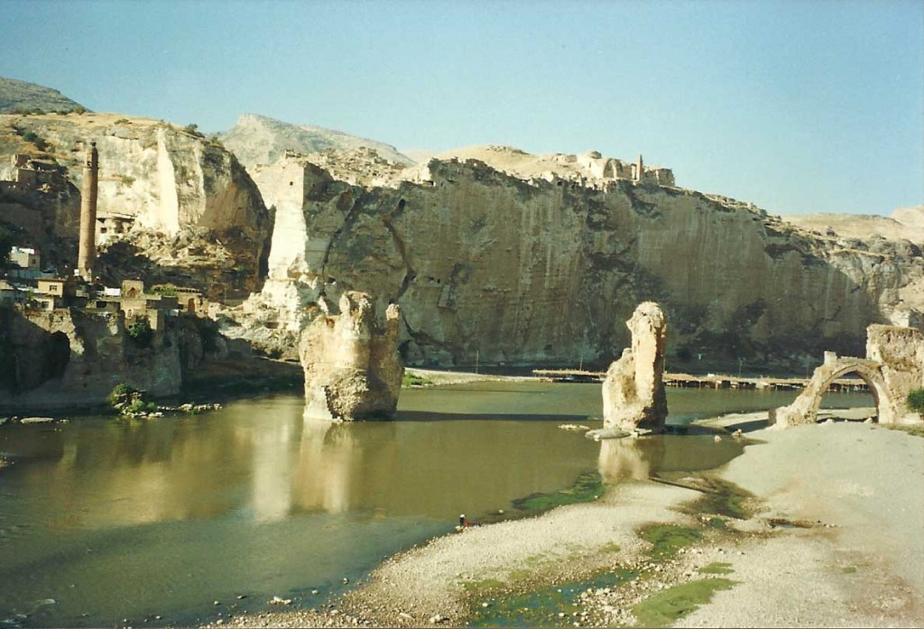 The wonderful ex-city of Hasan keyf