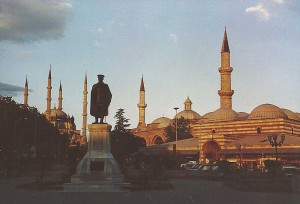Atatürk and eth Mosques