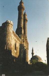 Ҫifte Minareli Medrese and Kale Camii