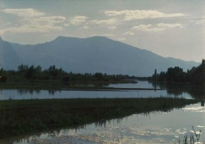 Karasu, headwaters of the Euphrates