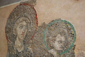 Mosaic from Church of St John, Archaeological Museum of Istanbul