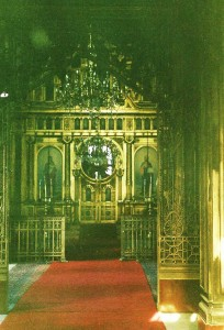 St Stephen interior, 1990