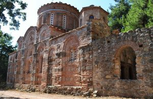 North side of the Panagia Krina