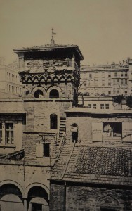 Plate 21 of Leon de Beylie's 'L'Habitation Byzantine' from 1903
